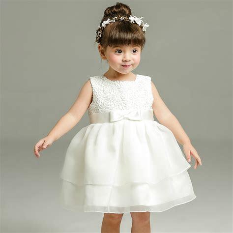 1 Year Old Baby Girl Dress Princess Wedding Birthday