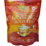 Prince of Peace American Wisconsin Ginseng Root Tea - 80 bags