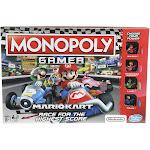 Hasbro - Monopoly Gamer Mario Kart Board Game