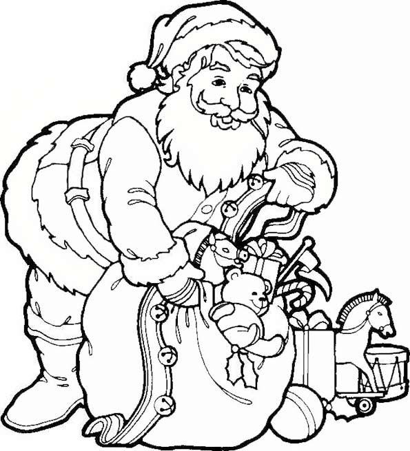 30 weihnachtsbilder zum ausmalen weihnachtsmann - besten