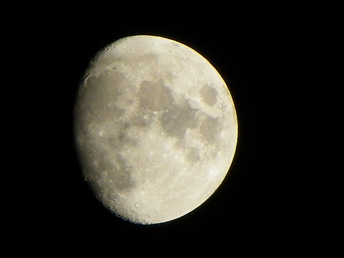 6.3.2009 Moon / Ksiezyc Chicago