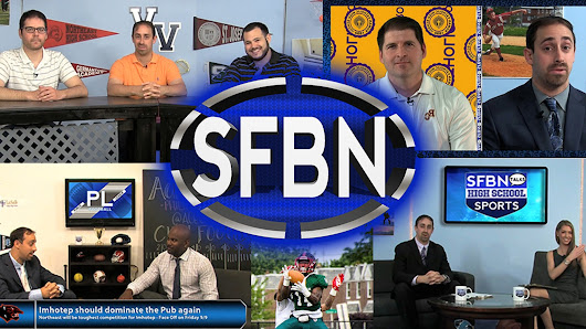 SFBN: YOUR Home for High School Sports News and Information