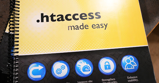 .htaccess made easy | improve security & performance