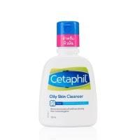 Cetaphil Oily Skin Cleanser 125g เซตาฟิล ออยลี่ สกิน คลีนเซอร์ ผลิตภัณฑ์ทำความสะอาดผิวสำหรับผู้ที่มีผิวมันหรือผู้มีสิวอุดตัน