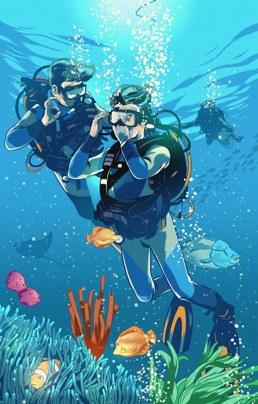 How To Deal With Panic While Scuba Diving