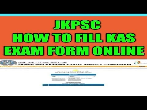 How to submit KAS Prelims Online Form-2018