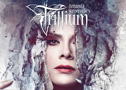 Amanda Somerville's Trillium - Tectonic Review Your Online Magazine for Hard Rock and Heavy Metal