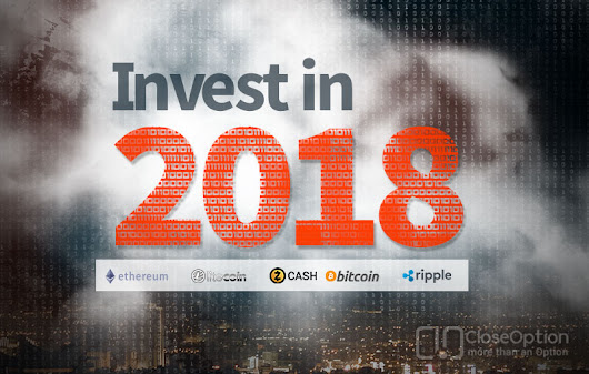 The Best Digital Currencies To Invest In 2018 • CloseOption Official Blog