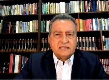 Governador Rui Costa decreta 'lockdown' a partir de 17h de sexta-feira em 381 municípios do estado da Bahia