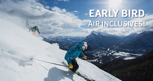 The WAIT is over! Enjoy Early Bird Air Inclusives!
