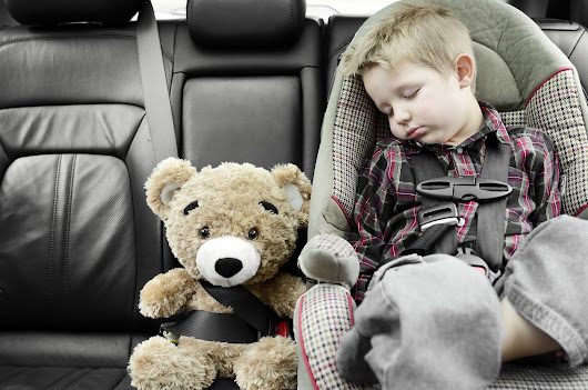 Don't Overlook This Vital Safety Component of Your Kid's Car Seat