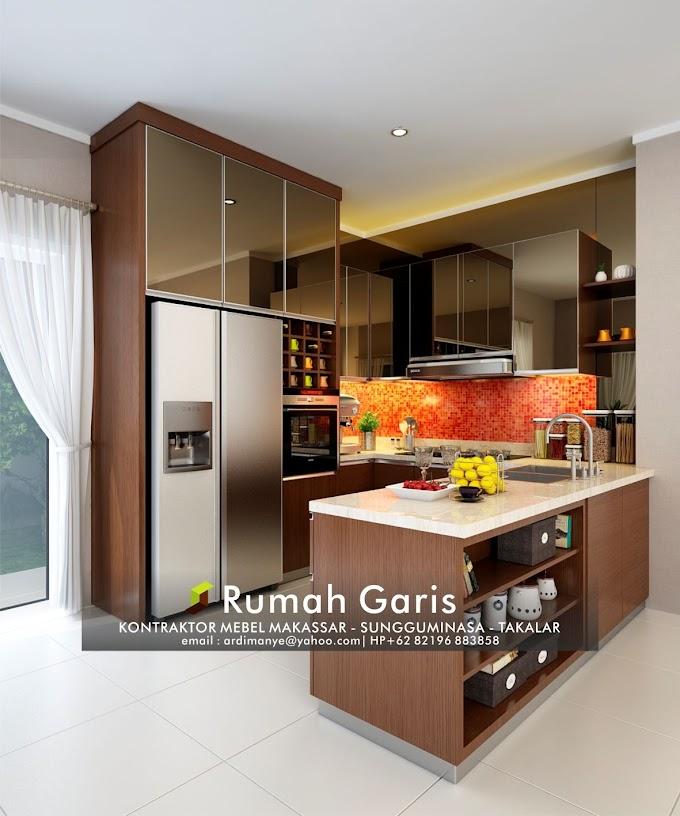 Lemari Kitchen Set Dapur   Ide Rumah Minimalis