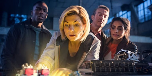 New Doctor Who trailer shows first female Doctor is still the boss