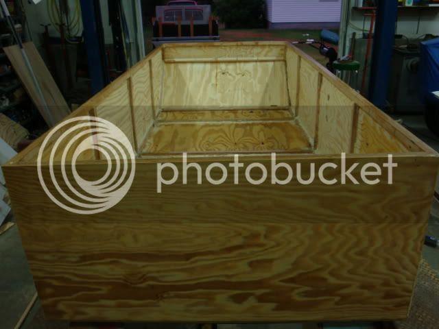 New DIY Boat: Useful 8 foot jon boat plans