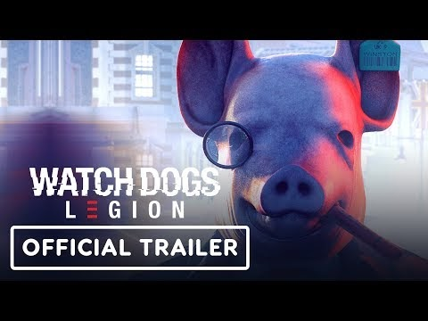 Watch Dogs Legion features multiple playable characters