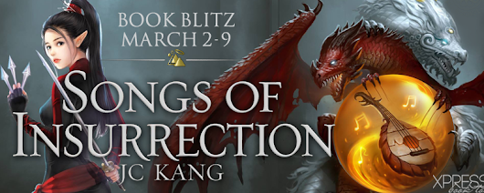 Book Blitz: Songs of Insurrection