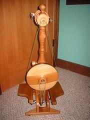 Little Gem wheel, back