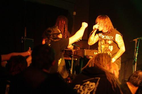 Doom @ Obscene Society Fest 2011 #15