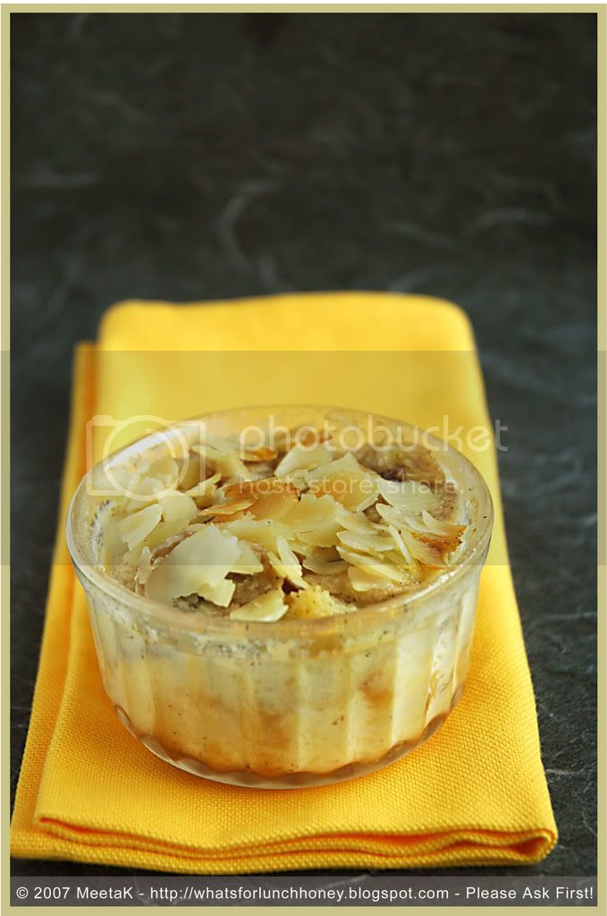 Banana Brioche Pudding (06) by MeetaK