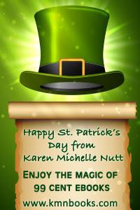 St. Patrick's Day Scroll