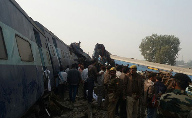 Indore-Patna Express Derails In Train Accident Near Kanpur, 120 Killed: 10 Updates