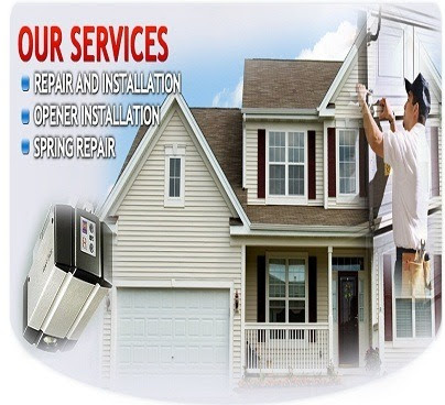 Garage Door Repair in Mount Rainier MD Area