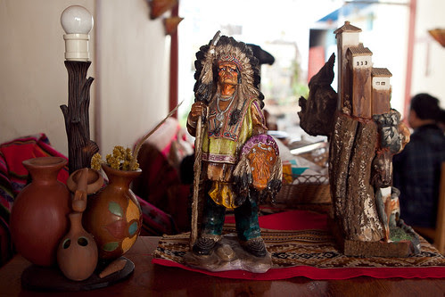 is this an inca chief?