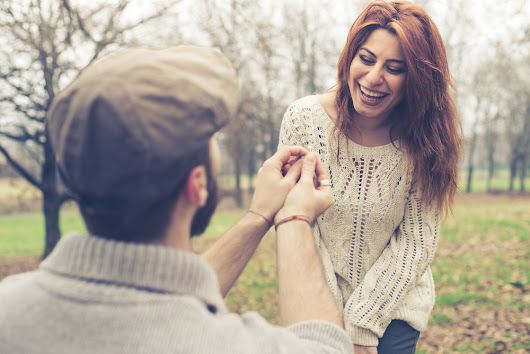Creating a Diamond of Love Without Pressure -