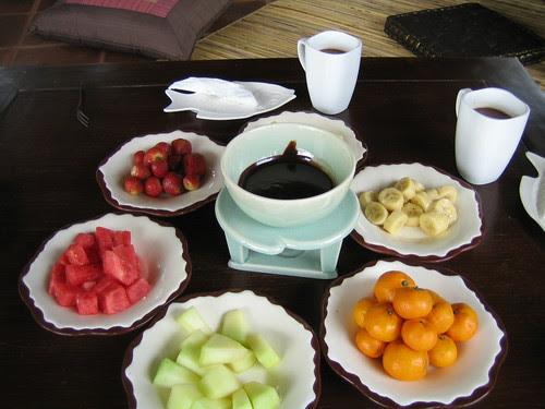 水果巧克力鍋