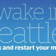 Awake in Seattle - relax & restart your mind - NalandaWest