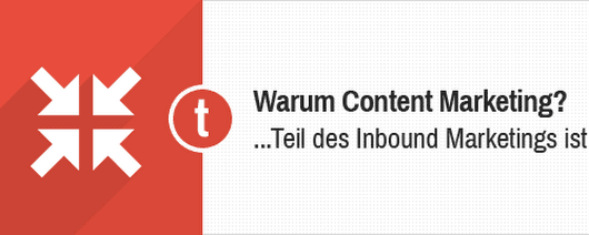 Content Marketing: Ein Teil des Inbound Marketing Prozesses - toushenne