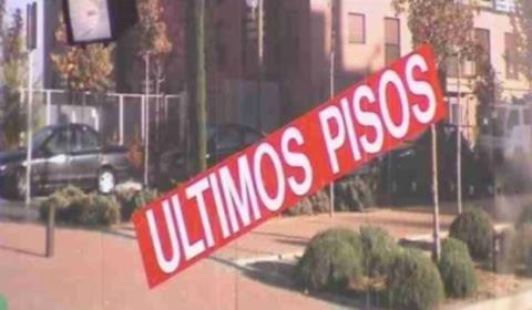 Barro pasa de 9 a 10. La comarca cerró 2012 con el peor balance de venta de pisos de la década y seis de cada diez son usados