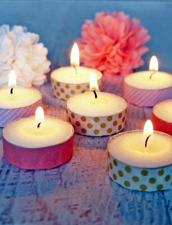 Ways tea light house Can Your Home Look More Adult (12)