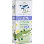 Tom's of Maine Fluoride-Free Toddler Training Toothpaste Mild Mint - 1.75oz