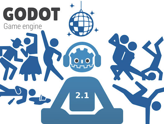 Godot Engine - Godot reaches 2.1 stable!