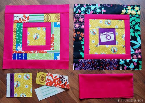 Echino blocks for Amy Ellis