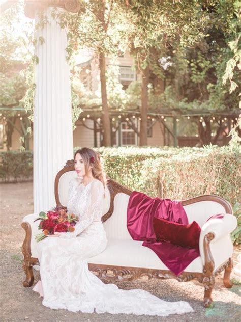 Romantic European Style Wedding Ideas