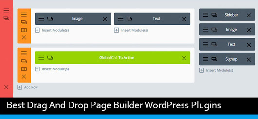 Best Drag And Drop Page Builder WordPress Plugins - Modern WP Themes