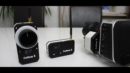 Update 1: After 24h · follow X - Wireless Follow Focus, Aperture and Cameracontrol