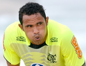 Bruno goleiro (Foto: Agência Estado)