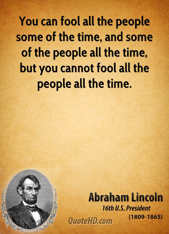 Abraham Lincoln Time Quotes Quotehd