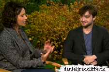 Updated: ET Canada visits Daniel Radcliffe on the set of Horns