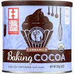 Equal Exchange Organic Baking Cocoa - Case Of 6 - 8 Oz.