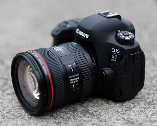 Canon EOS 6D Mark II preview - Cameralabs