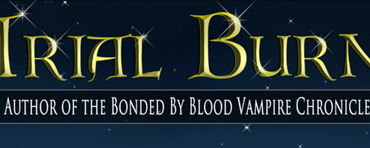 Arial Burnz  Author of the Bonded By Blood Vampire Chronicles
