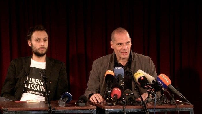 European New Deal - Yanis Varoufakis