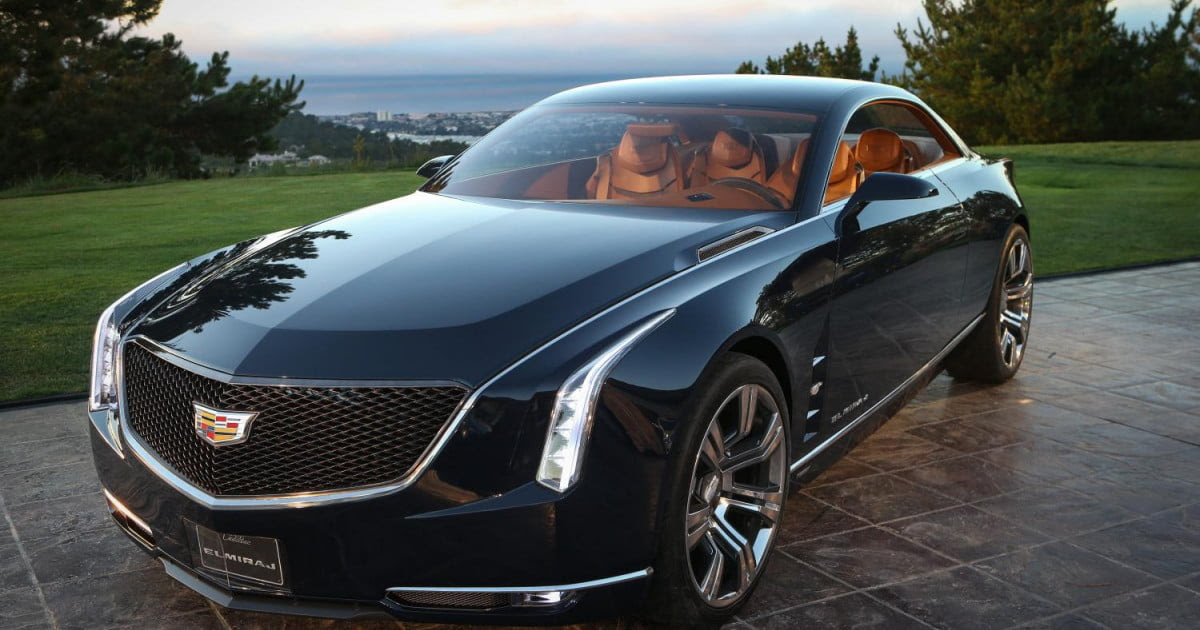 Cadillac LTS coming to 2015 New York Auto Show | Digital ...