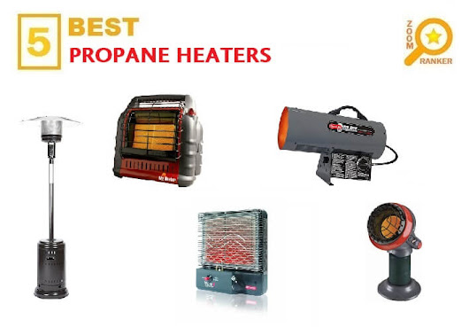5 Best Propane Heaters