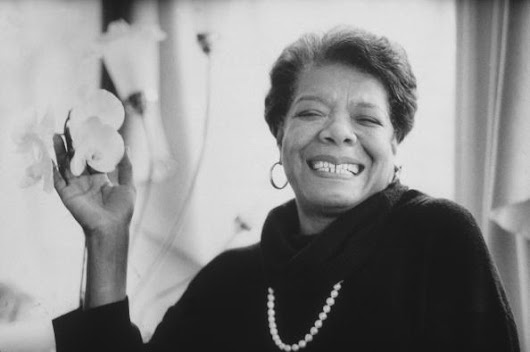 Favorite Maya Angelou quotes from one phenomenal woman