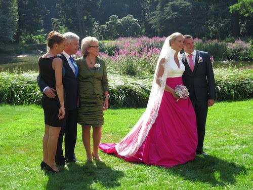 Wedding Daphne and Joe by Martin van Duijn